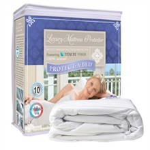 Protect A Bed Twin Size Water Proof Mattress Protectors  protect a bed luxury mattress protector