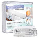 Protect-a-bed Under Draw Sheet Drawsheet / Underpad