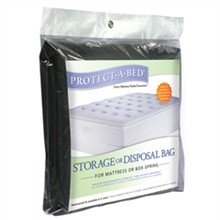 Protect A Bed Full XL Size Water Proof Mattress Protectors  protect a bed mattress storage bag full fullxl