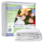 Protect-A-Bed Potty Train Kit Twin Potty Training Kit
